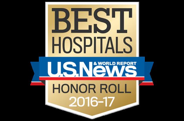 [MEDSCAPE]: 美国新闻及世界报导发布全美最佳儿童医院排名