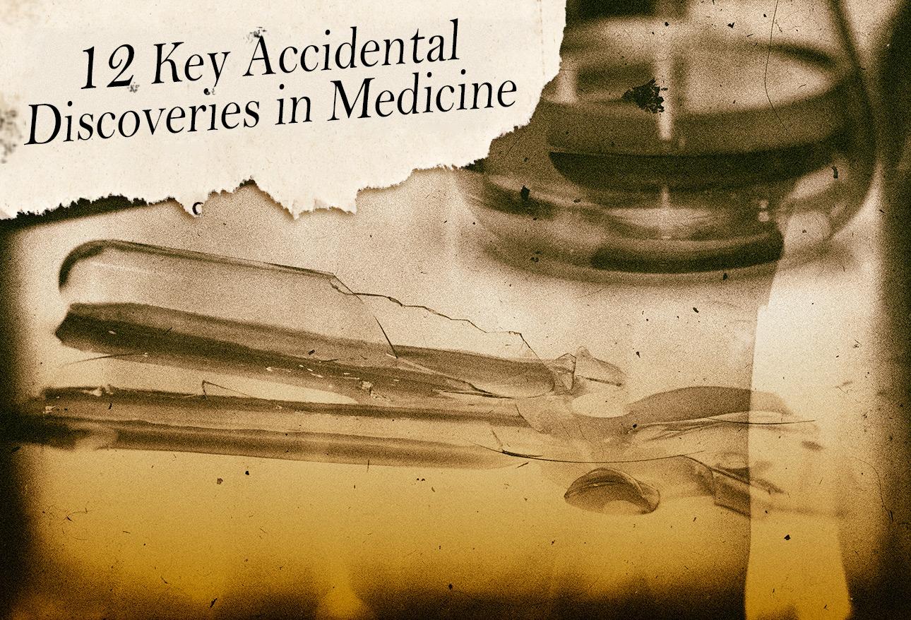 [MEDSCAPE]: 医学中12个关键的意外发现