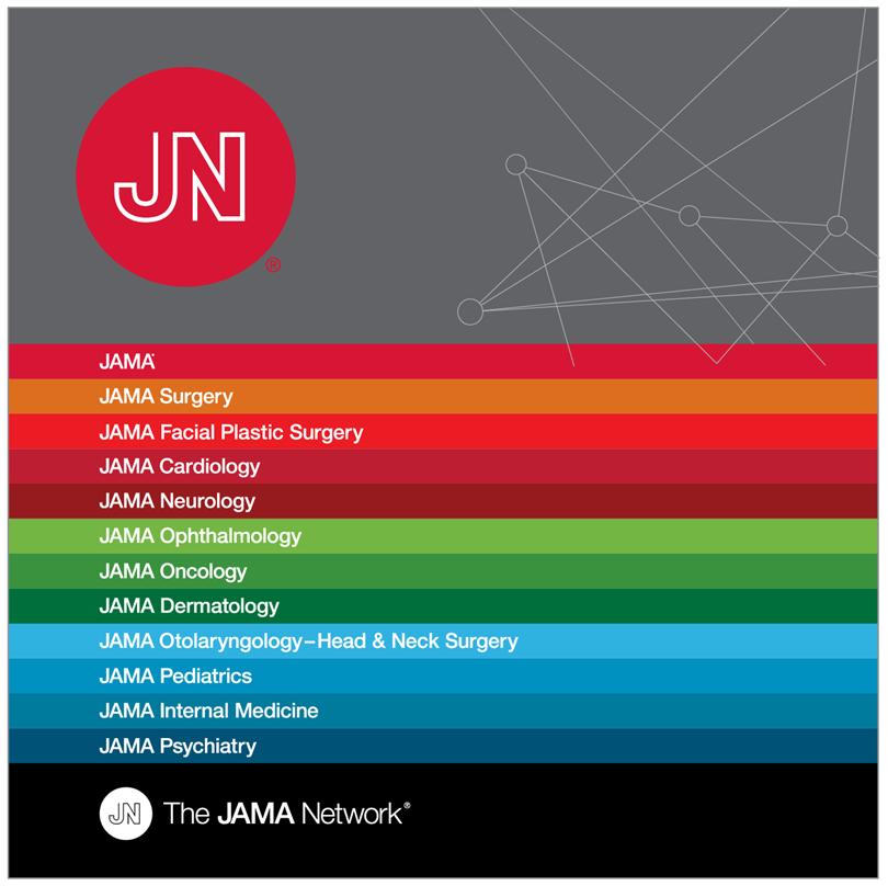 JAMA系列杂志2017年度最受欢迎文章