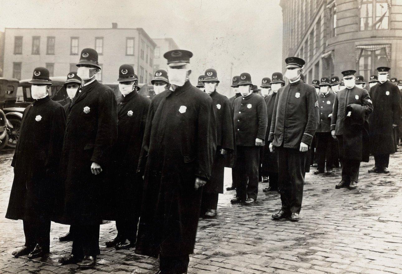 [MEDSCAPE]:流感大流行100年后再次暴发流行