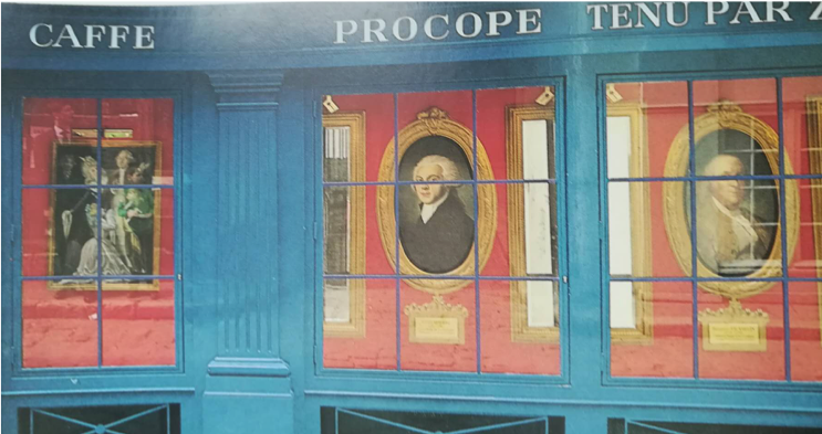 [陈德昌教授]:巴黎第一家咖啡店和法国大革命(一)
