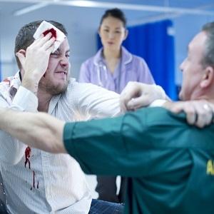 [ICU Management & Practice]: 针对急诊科医生的暴力攻击