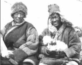 [陈德昌教授]: 1971年西藏阿里的故事(9/15): 日土县帐篷内外