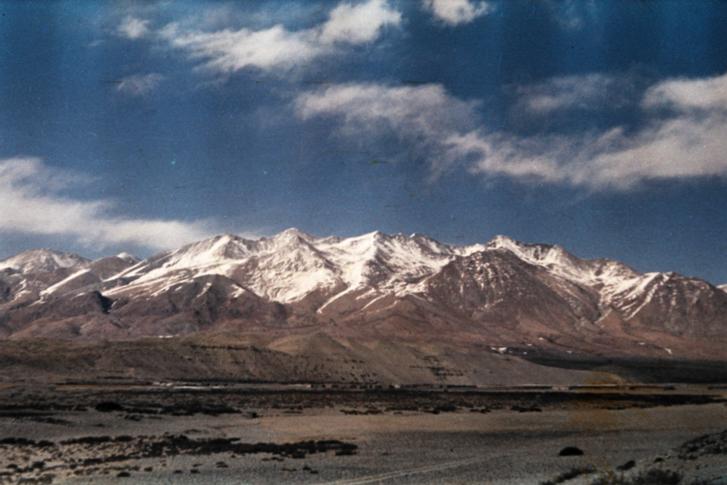 [陈德昌教授]: 1971年西藏阿里的故事(12/15): 从马上摔下来