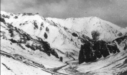 [陈德昌教授]: 1971年西藏阿里的故事(4/15): 界山大坂
