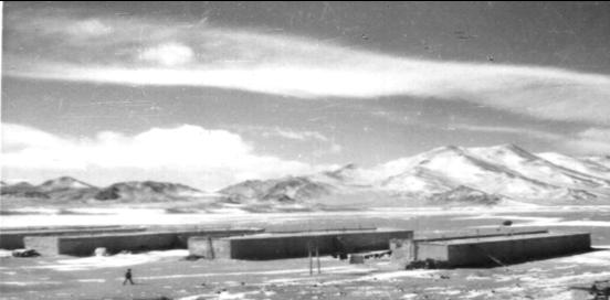 [陈德昌教授]: 1971年西藏阿里的故事(1/15): 静静的狮泉河